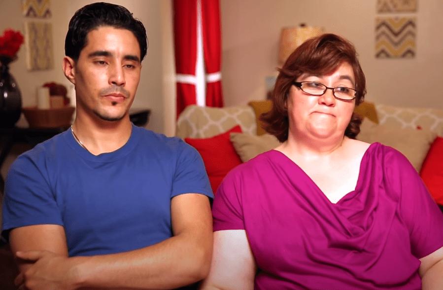 Mohamed Jbali and Danielle Jbali of 90 Day Witness