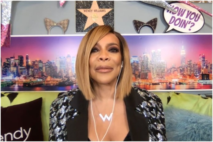 Wendy Williams on What Happens Live with Andy Cohen