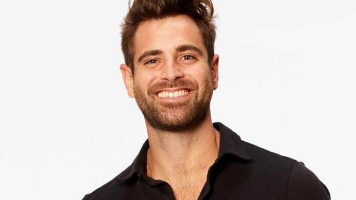 Headshot of Blake Monar from 'Bachelor in Paradise' and 'The Bachelorette'