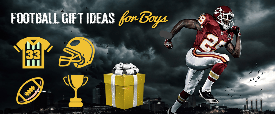 15 cool football gifts