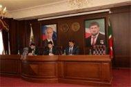 В Грозном обсудили вопросы улучшения инвестиционного и предпринимательского климата