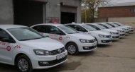 Таксопарк «Минутка» пополнился на 20 машин марки Фольксваген-Поло