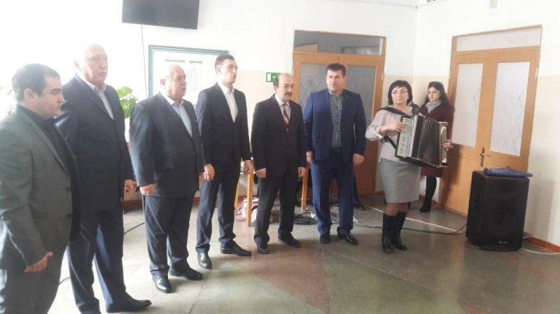 СЕВЕРНАЯ ОСЕТИЯ. Участие творческих коллективов Ирафского района в выборах