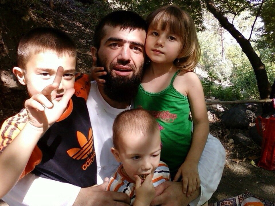 From Ruslan The Family Man To Sayfullakh the Shahid - Chechen Jihadist's Story In Pictures