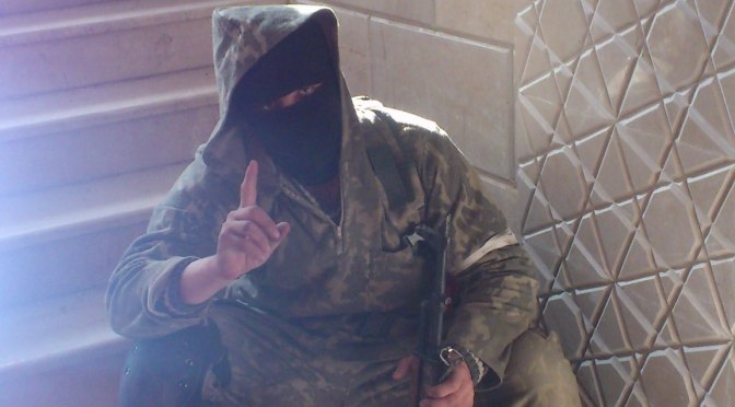 Syria: Chechen Fighter In Jabhat al-Nusra Describes His First Battle With Islamic Front In Aleppo