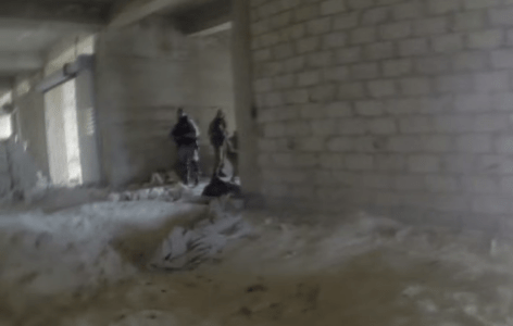 Syria Video: Jaish al-Muhajireen wal-Ansar Storm Balleramoun