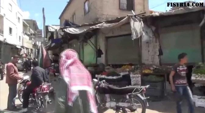 Syria: Russian-Speaking ISIS Fighters Film Inside Manbij