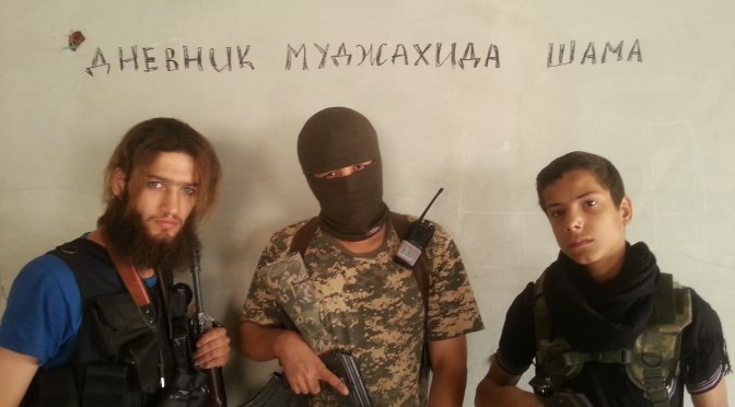 22 Year Old Chechen Man Charged With Fighting In Syria