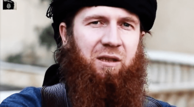 Umar Shishani Appears In New Al Hayat Media Video
