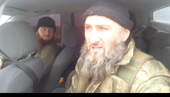 """IS's Abu Jihad Slams Caucasus Emirate & Gives More Details of """"Truce Request"""" Meeting In Raqqa"""