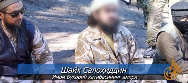 Uzbek Imam Bukhari Jamaat In Syria Release New Training Camp Video