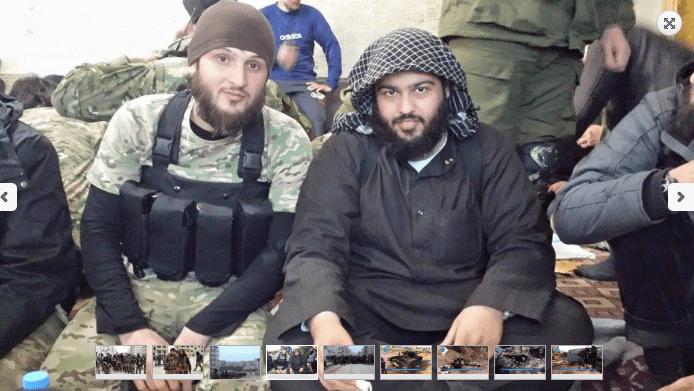 UPDATE: Chechen Faction Ajnad Kavkaz Fights Alongside JAN In Idlib