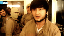 "Abu Jihad Appears In IS ""Iraq Death Squad"" Video"
