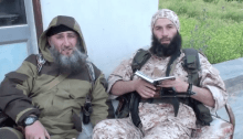 Abu Jihad Appears In Karachay-Balkar IS Recruitment Video