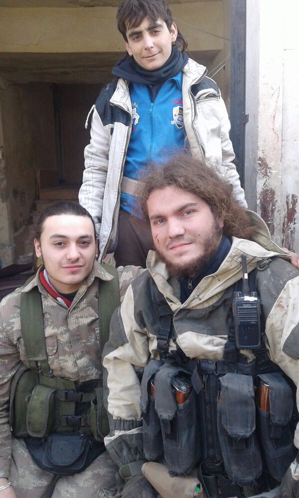 UPDATED: Seiful Islam Shishani of Jaish Usro killed in Sheikh Maqsoud, Aleppo