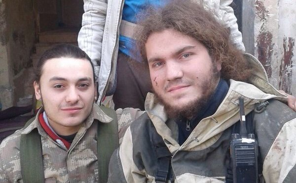 UPDATED: Seiful Islam Shishani of Jaish Usro killed in Sheikh Maqsoud, Aleppo