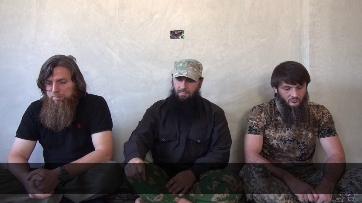 Translation: Abdulhakim, Salakhuddin & Muslim Shishani Address the Syrian People