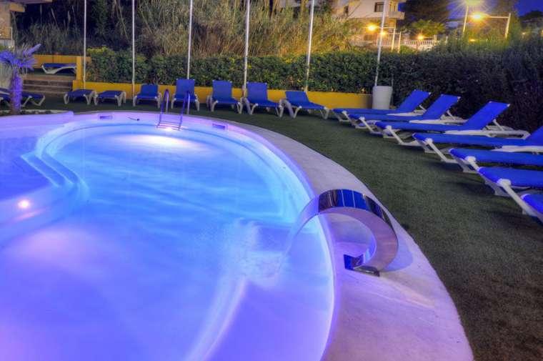 Hotel Santa Cristina Lloret de Mar  Check Jugendreisen