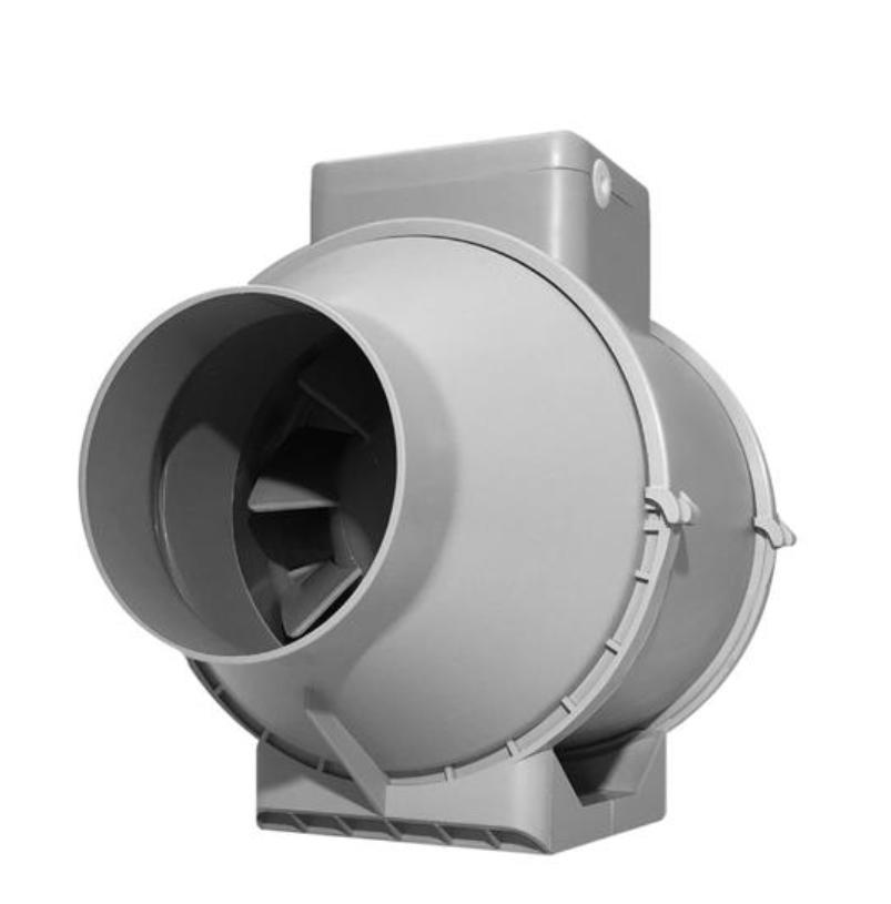 an inline extractor fan