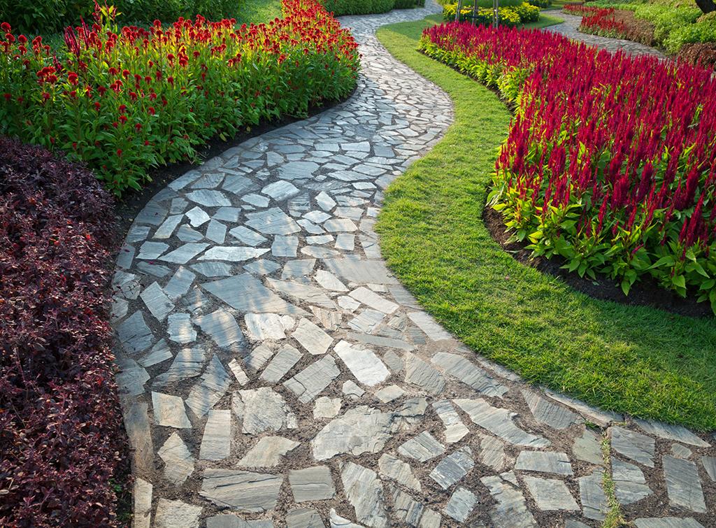Perfect That Patio Garden Paving Ideas Checkatrade Blog
