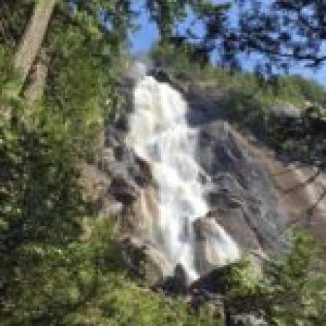 Shannon Falls - British Columbia, Canada