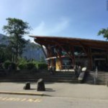 Squamish Adventure Centre - Squamish, British Columbia, Canada