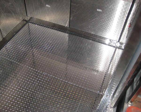 Checker Floor Plate Is Also Called Aluminum Diamond Plate