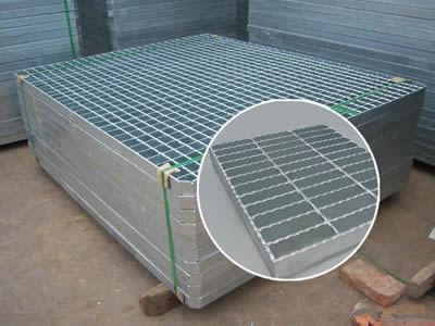 Safety Steel Grating Platform and Walkway for Park and Factory