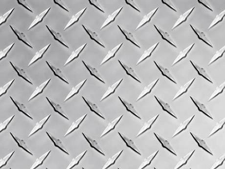 aluminum diamond plate and