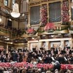 ΜΑΓΕΨΕ η Φιλαρμονική Ορχήστρα της Βιέννης στο Πρωτοχρινιάτικο γκαλά.ΜΑΓΙΚΗ ΕΙΚΟΝΑ ΚΑΙ ΗΧΟΣ!