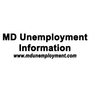 MD Unemployment Information on www.mdunemployment.com