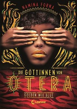 Otera | Cover: Loewe Verlag