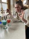 Cocktails mit Berni