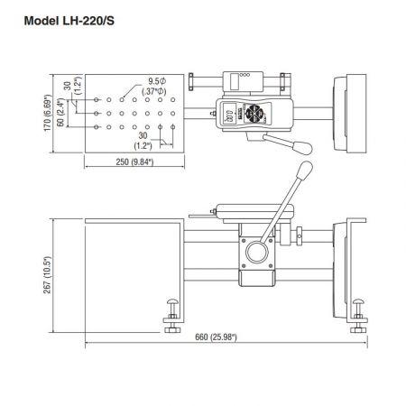 WTT-HD Heavy Duty Horizontal Wire Terminal Tester