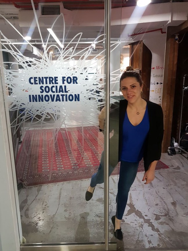 The NYC Centre for Social Innovation.