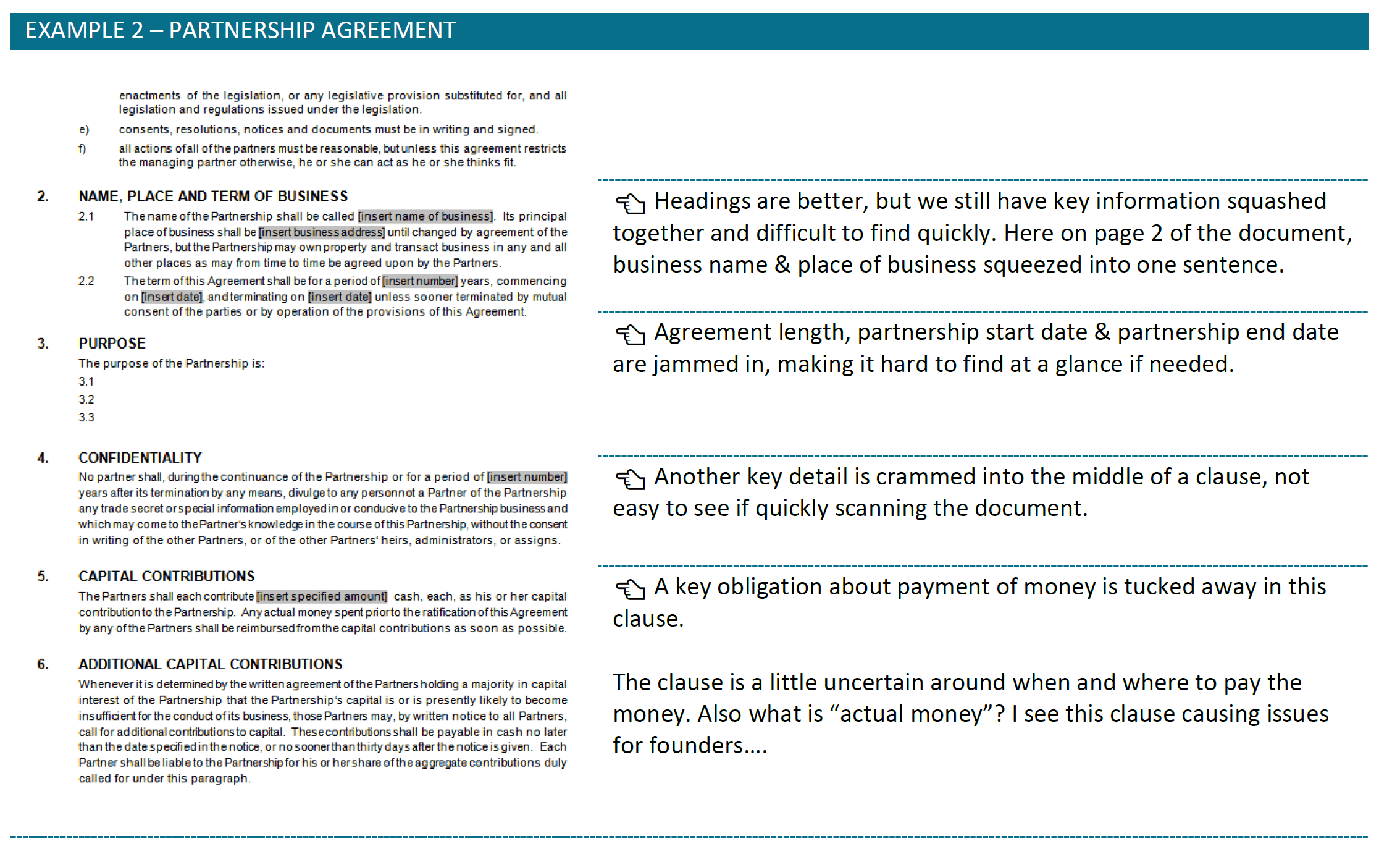 Reverse Sandwich Contracting - Page 1- The Sandwich Explained (Checklist Legal, Verity White)