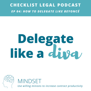 e04 Mindset -Checklist Legal Podcast with Verity White 2018
