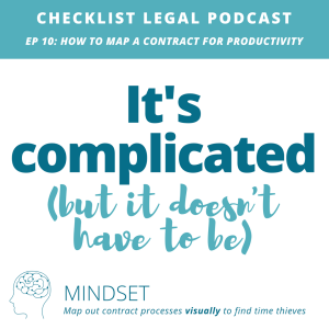 e10 Mindset -Checklist Legal Podcast with Verity White 2018