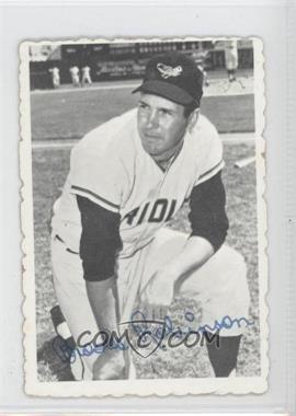 1969 Topps Deckle Edge #1 - Brooks Robinson - Courtesy of CheckOutMyCards.com