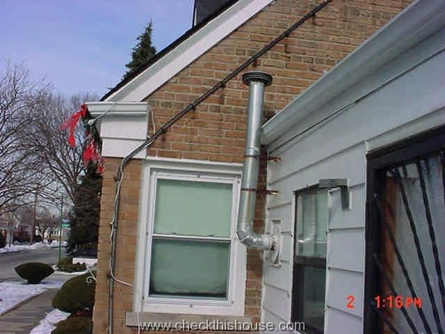 Chimney Flue Requirements, Furnace and Water Heater