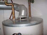 water heater leaking!