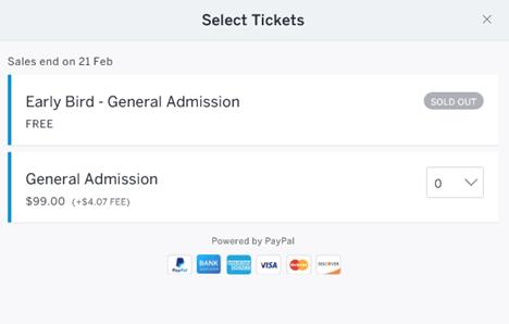 Edmonton MVPDays Early bird tickets Sold Out #mvphour @mvpdays
