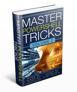 #1 Best Selling Book – Master PowerShell Tricks Volume 2 – Free for the next 48 hours #PowerShell