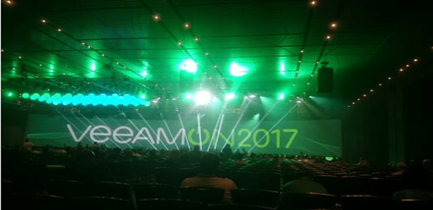#VEEAMON2017 HIGHLIGHTS – MORE INFORMATION MORE AVAILABILITY ON AND MORE EXCITING #VEEAM #VEEAMON #MVPHOUR