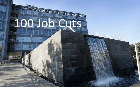 Is Mellanox Technologies in trouble? Announcement of 100 US/Canada Job Cuts – Chip Line Development halted #MVPBuzz #MVPHour #StorageSpacesDirect