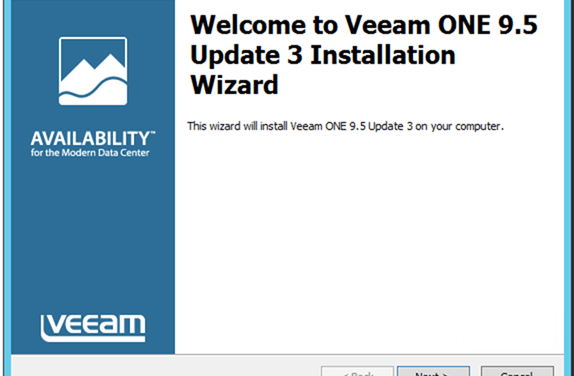 STEP BY STEP INSTALL VEEAM ONE 9.5 AND BACKUP & REPLICATION 9.5 UPDATE 3 #VEEAM #WINDOWSSERVER #MVPHOUR #STEP BY STEP