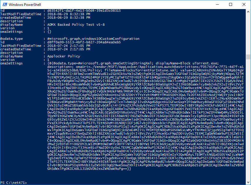 Introducing the Intune PowerShell SDK #Intune #PowerShell #MVPHour