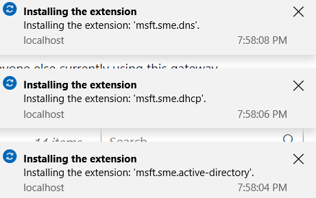 Checking out Windows Admin Center 1903 – DHCP, DNS, and Active Directory Previews #MVPHour