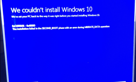 The Case of Troubleshooting a failed Windows 10 Pro In-Place-Upgrade like the Pro's – #MVPHour