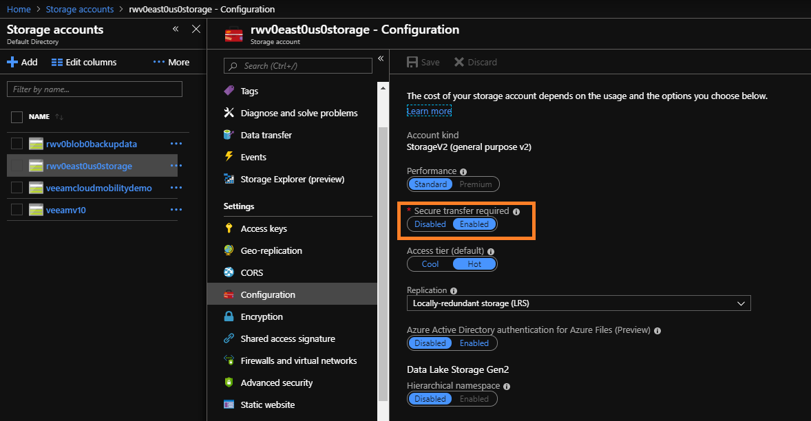 Azure File Share Remote Connection Checklist